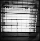 skylight with flouresent lights #2