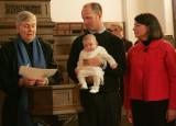 Sophia Baptism 11/4/07