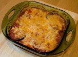 Eggplant Parmesan - WW friendly easy recipe