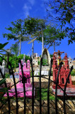 Colourful Cemetery, Xcaret