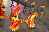 Dancers from Tobasco, Xcaret Show