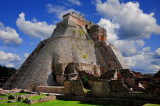 Pyramid of Magician, Uxmal