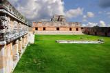 Royal Court, Uxmal