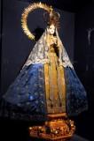 Statue of Guadalupe, Museo de Virreinato