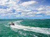 Racing Around The Reef, Yucatan