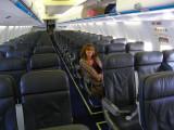 Flying in Private Jet