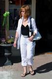 Nice German Babe in Shopping Mode, Stutgart