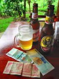 Always Have A Right Money To Pay For Beer, Arenal Park