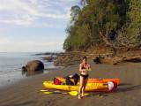 Aphrodite Explores Pacific Coast