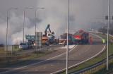 vrachtwagenbranden