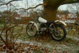 Met de TY in de sneeuw