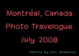 Montréal, Canada (July 2008)