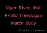 Niger River, Mali (March 2009)