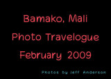 Bamako, Mali (February 2009)