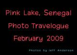 Pink Lake, Senegal (February 2009)