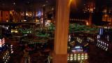 Interior view of New York, New York of the casino area.