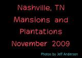 Nashville, Tennessee (November 2009)