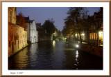 Autumn in Bruges (Herfst in Brugge)