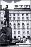 Monument of poet Mayakovsky