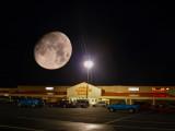 Moon Over Redner's Market