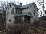 Abandoned in Gordon, PA