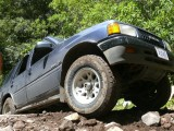 Isuzu Almost Stuck
