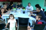 Breakfast at Jose Alfaro's Home