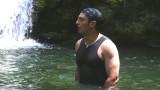 Eric at Waterfall