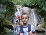 Gustavo at Water Fall