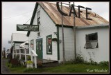 Main watering hole & restaurant;  Hope, Alaska