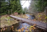 Cross Fork Foot Bridge