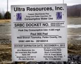 SRBC docket