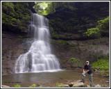 Amphitheater Falls