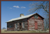 Cherry Springs Tavern- a reproduction built by CCC in the late 1930's.