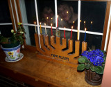 Last night of Chanukah