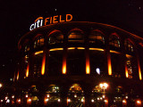 Citi Field on opening night, April 3, 2009