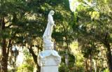 Bonaventure Cemetery monument