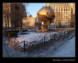 WTC Sphere #02, NYC