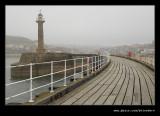 West Pier Boardwalk, Whitby, North Yorkshire