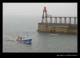 Fishermen Return, Whitby, North Yorkshire