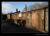 Canal Boat Repair Yard #2, Black Country Museum
