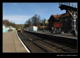 Grosmont Station #01, North Yorkshire