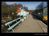Grosmont Station #02, North Yorkshire