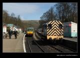 Grosmont Station #05, North Yorkshire