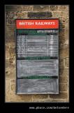 Grosmont Station #14, North Yorkshire