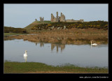 Dunstanburgh Castle Reflections, Northumberland