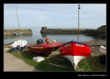 Craster Harbour #03, Northumberland
