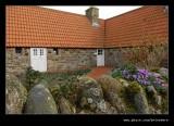 St Oswald's Cottage (National Trust), Holy Island, Northumberland