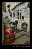 Abbey Steps Tea Room Whitby North Yorkshire