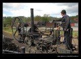 Trevithick Steam Engine (Replica), Blists Hill, Ironbridge
